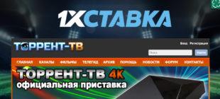 Торрент ТВ